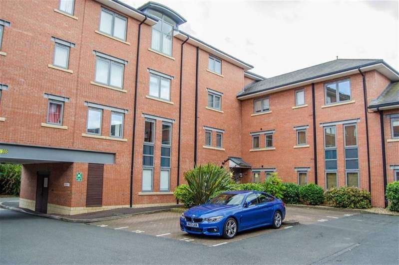 1 Bedroom Apartment Flat for sale in Hopkinson Court, Chester, Cheshire, Chester