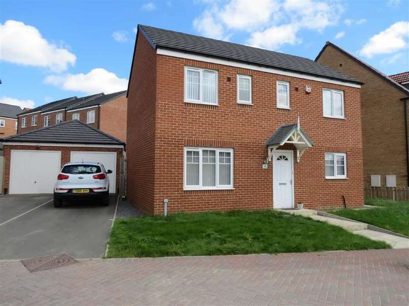3 Bedrooms Detached House for sale in Cullen Drive, Birtley