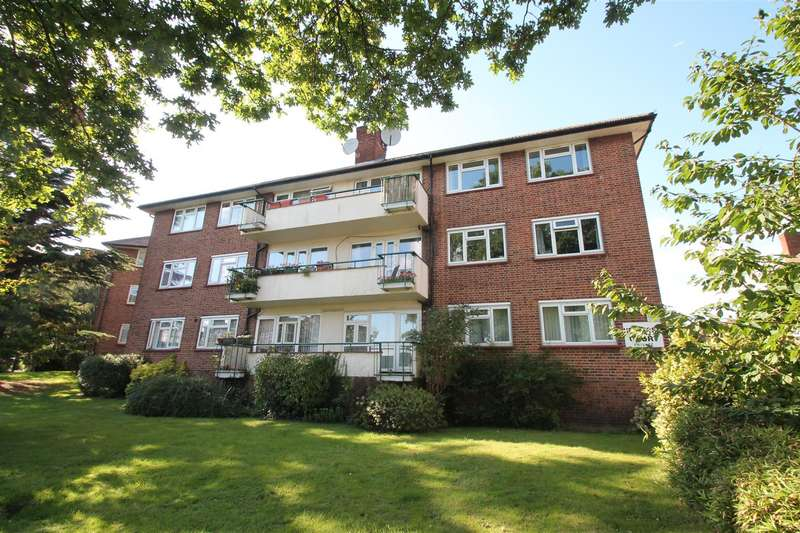 2 Bedrooms Flat for sale in Green Lanes, Palmers Green, London N13