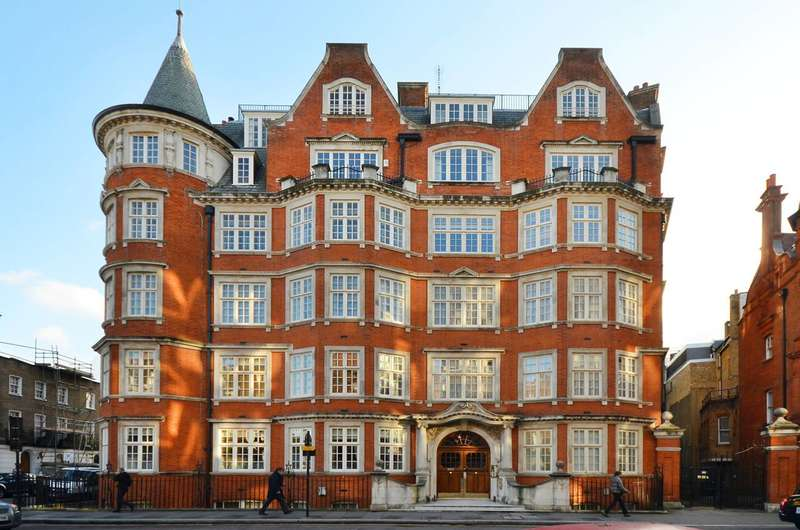 1 Bedroom Flat for sale in Eaton Mansions, Belgravia, SW1W