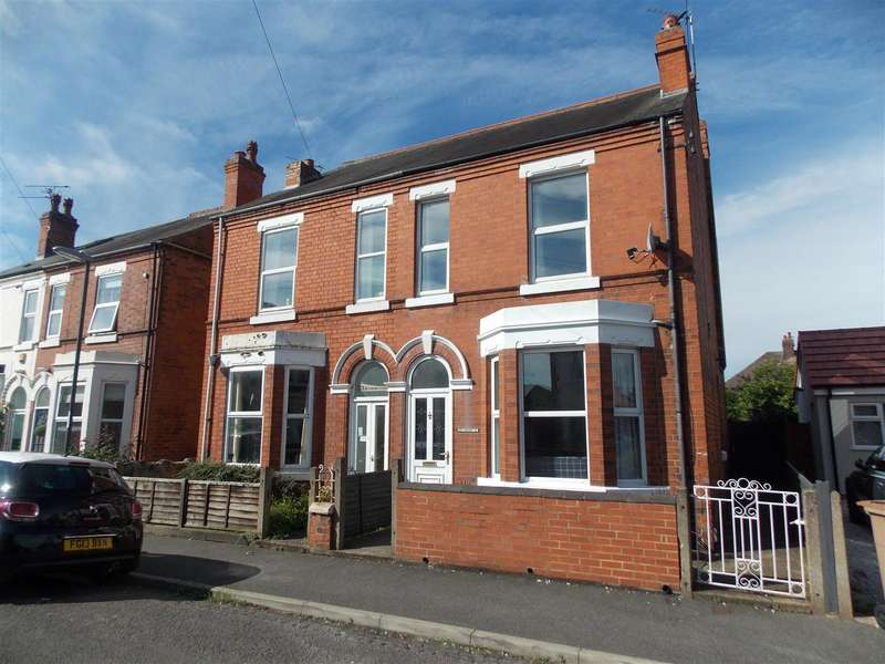 2 Bedrooms Semi Detached House for sale in Curzon Street, Long Eaton