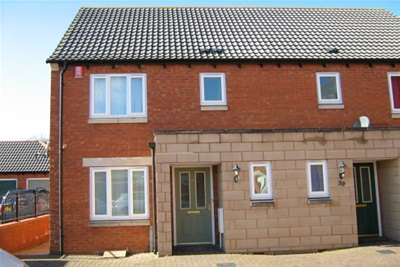 3 Bedrooms End Of Terrace House for rent in Sloe Close, Locking Castle