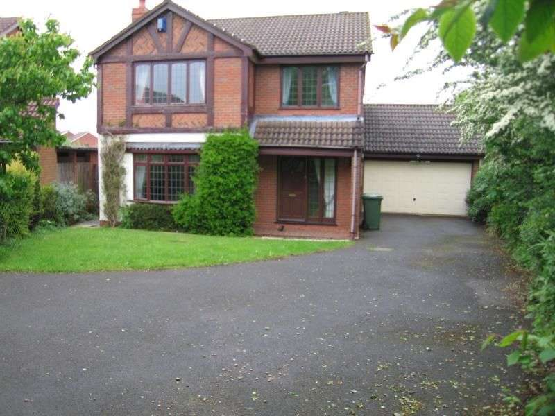 4 Bedrooms Detached House for rent in Shirehampton Close, Redditch, B97