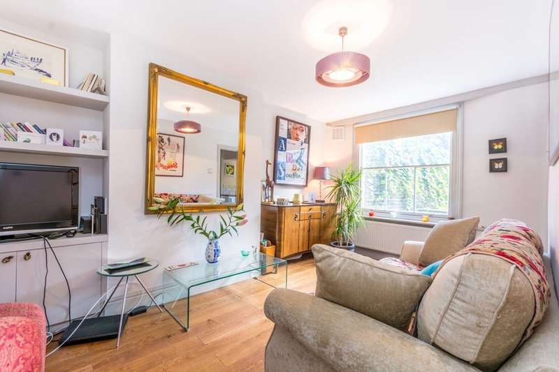 1 Bedroom Flat for sale in Berriman Road, Islington, N7