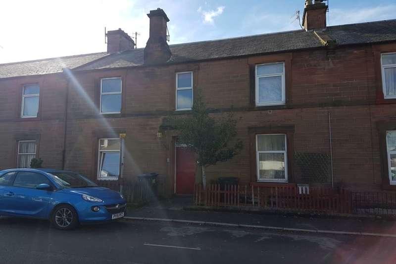 2 Bedrooms Flat for rent in Glebe Street, Dumfries, DG1