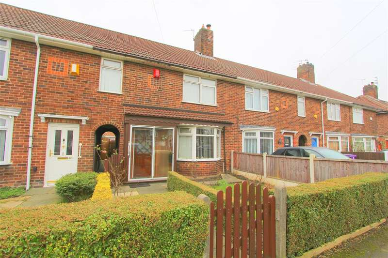 3 Bedrooms Terraced House for sale in Ackers Hall Avenue, Dovecot, Liverpool