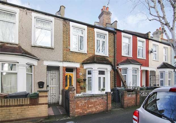 2 Bedrooms Terraced House for sale in Waverley Road, Walthamstow, London