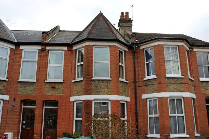 2 Bedrooms Flat for sale in Beech Road, Bounds Green, London