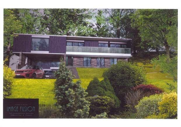 4 Bedrooms Land Commercial for sale in Lower Bourne, Farnham, Surrey