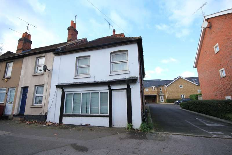 3 Bedrooms End Of Terrace House for sale in Mount Pleasant, Reading, RG1