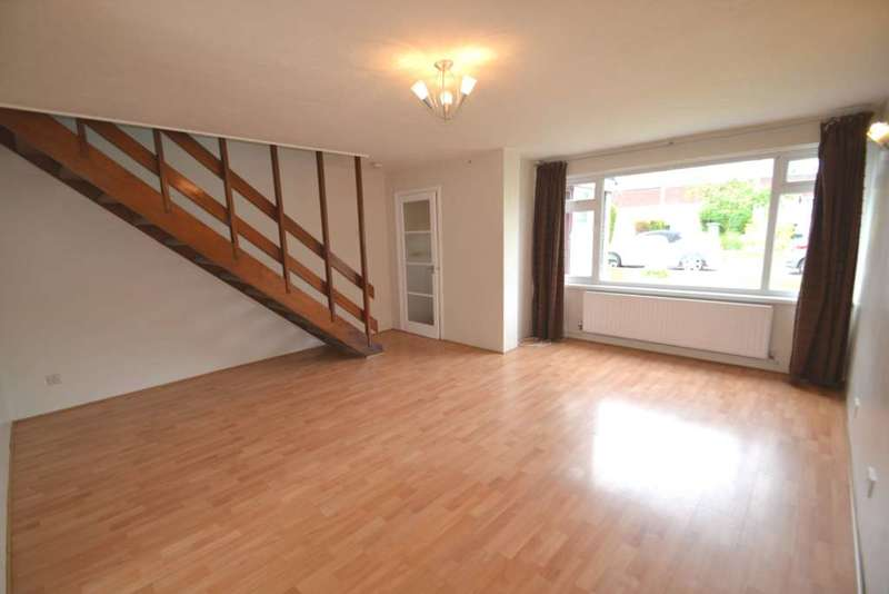 3 Bedrooms Terraced House for rent in Marshalls Close, Epsom, KT19 8HZ