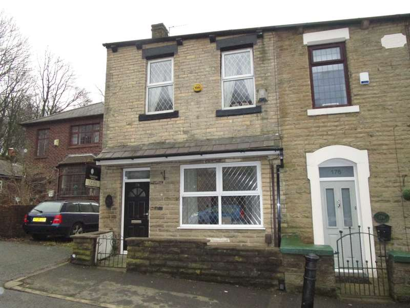 4 Bedrooms Semi Detached House for sale in Buckstones Road, Shaw