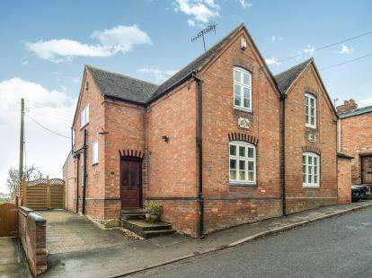2 Bedrooms Semi Detached House for sale in Church Bank, Temple Grafton, Alcester, Warwickshire