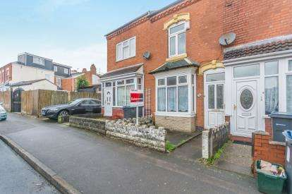 3 Bedrooms Terraced House for sale in Nansen Road, Sparkhill, Birmingham, West Midlands