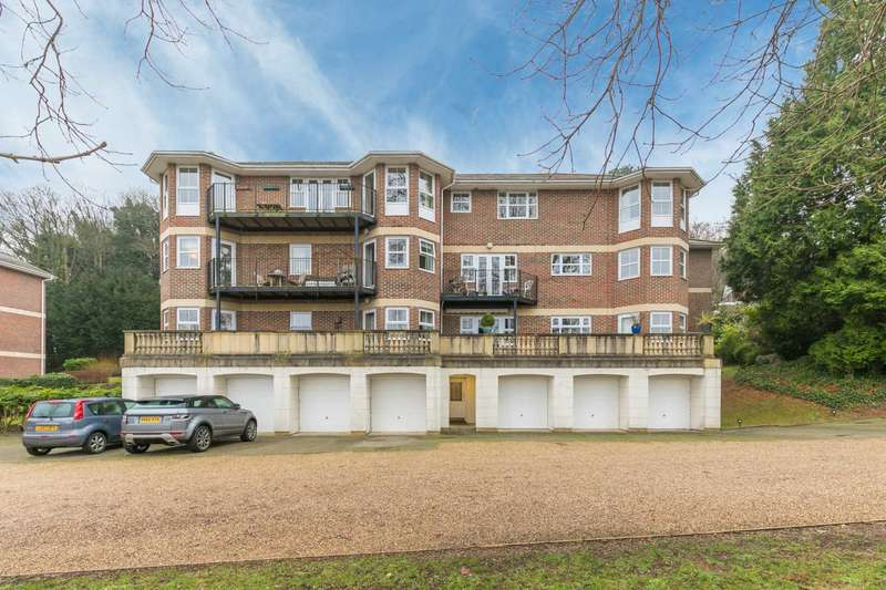 2 Bedrooms Apartment Flat for sale in Frost House, Chesham Road