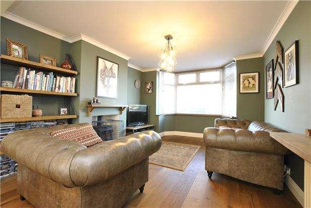 3 Bedrooms Terraced House for sale in Ashton Drive, Ashton Vale, Bristol, BS3 2PR
