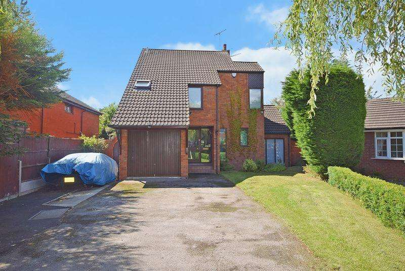 4 Bedrooms Detached House for sale in Ash Priors, Widnes