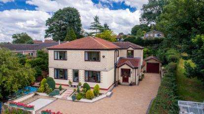 6 Bedrooms Detached House for sale in Winney Hill, Harthill, Sheffield, South Yorkshire