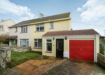 3 Bedrooms Semi Detached House for sale in Paignton, Devon