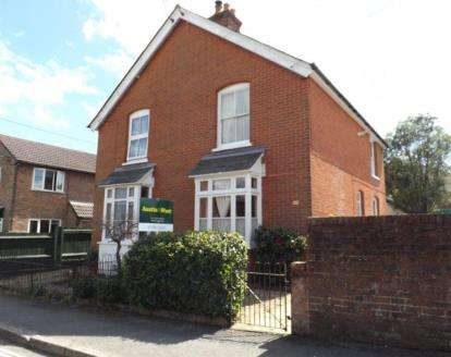4 Bedrooms Semi Detached House for sale in Lyndhurst, Hants