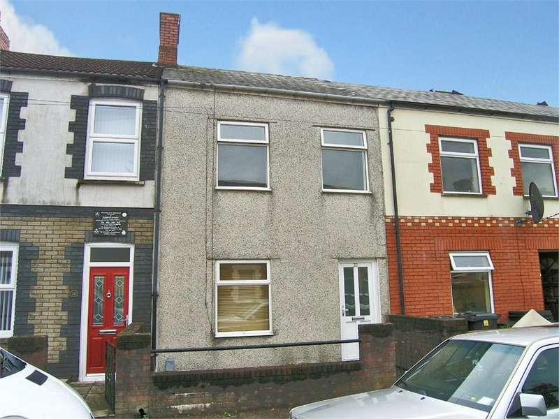 3 Bedrooms Terraced House for sale in Russell Street, Roath, Cardiff