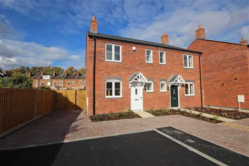 3 Bedrooms Semi Detached House for sale in Saw Mill Close, Warwick, CV34