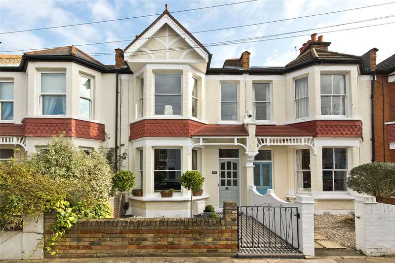 5 Bedrooms Terraced House for sale in Trentham Street, Southfields, London, SW18