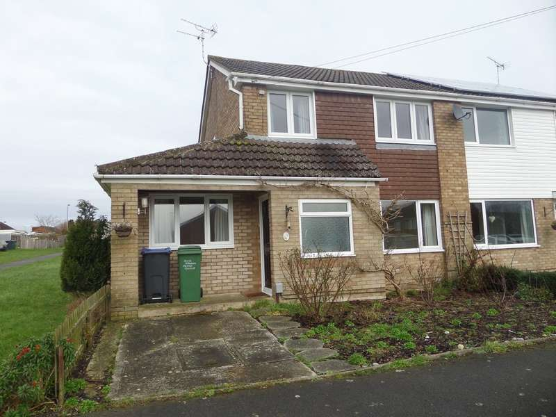 4 Bedrooms Semi Detached House for rent in Sheridan Drive, Royal Wootton Bassett