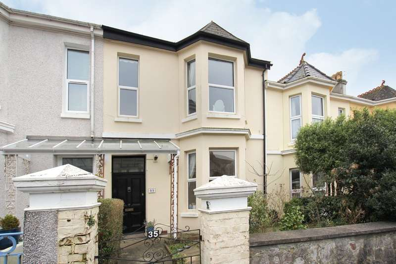 3 Bedrooms Terraced House for sale in Mannamead, Plymouth