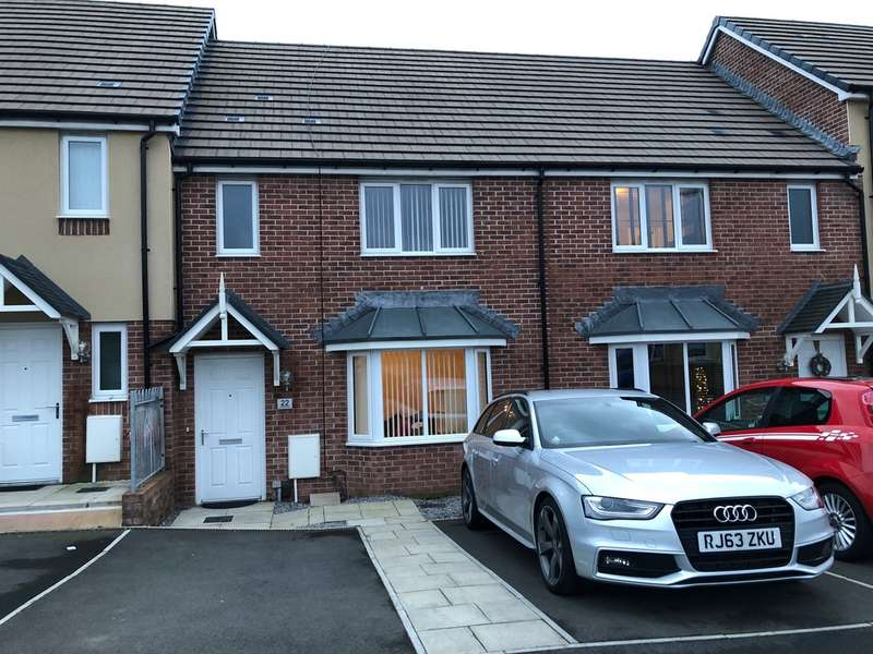 3 Bedrooms Terraced House for sale in Ladyhill Road, Newport