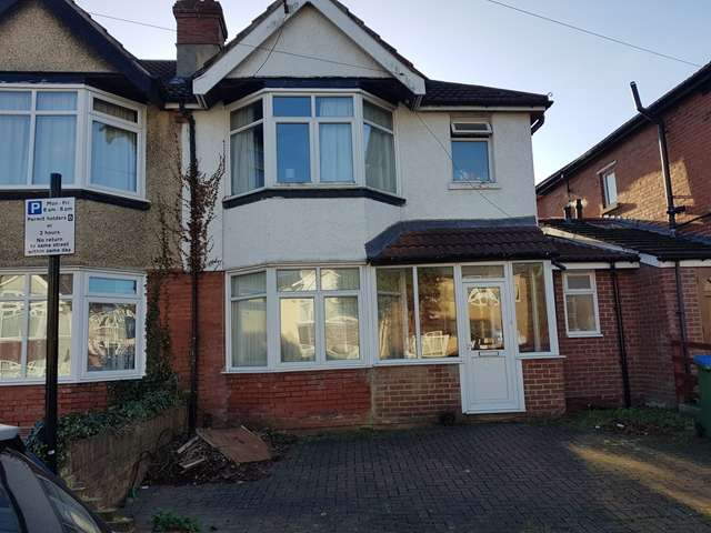 5 Bedrooms Semi Detached House for rent in Sirdar Road Highfield Southampton SO17 3SJ