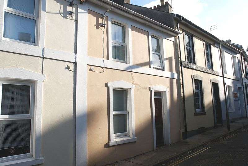 3 Bedrooms Property for sale in Brunswick Terrace, Torquay