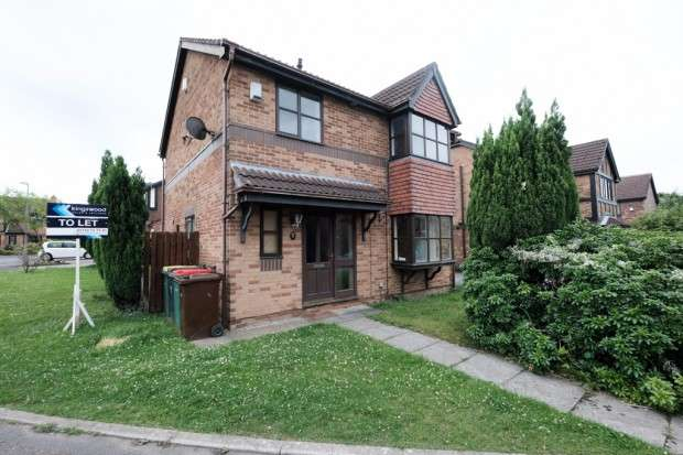 4 Bedrooms Detached House for rent in Glencourse Drive, Fulwood, Preston, PR2