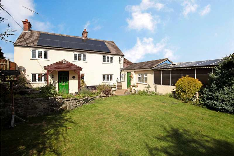 3 Bedrooms Detached House for sale in Littledown, Shaftesbury, SP7