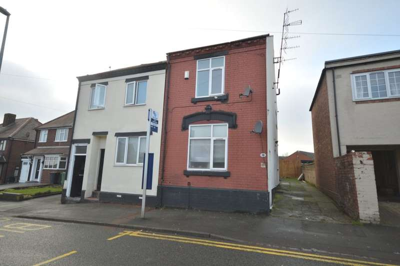 2 Bedrooms Property for sale in Cole Street, Dudley, DY2