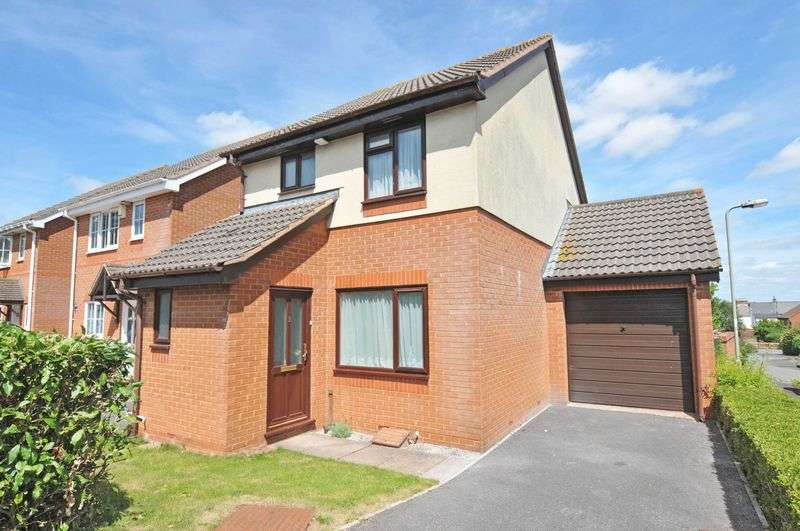 3 Bedrooms Property for sale in Oak Close Exminster, Exeter