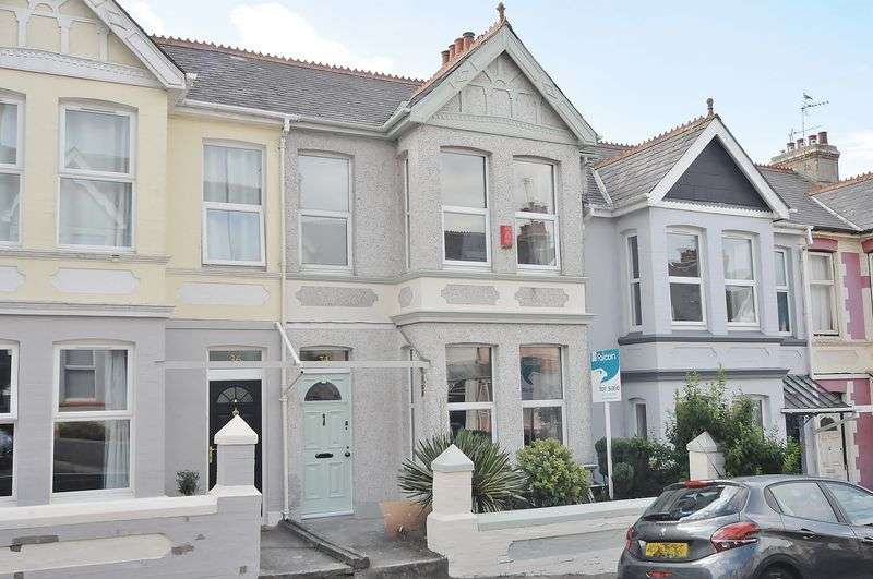 3 Bedrooms Property for sale in Pounds Park Road Peverell, Plymouth