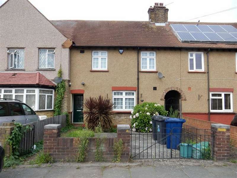 3 Bedrooms Terraced House for sale in North Avenue, Southall, Middlesex