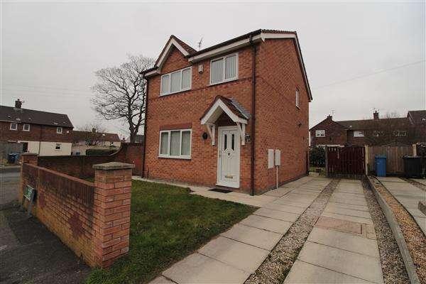 3 Bedrooms Detached House for rent in Glegside Road, Kirkby