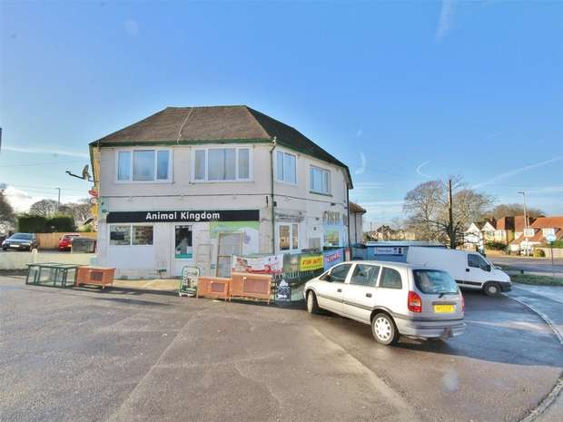 1 Bedroom Maisonette Flat for sale in Dorchester Road, Poole, Dorset