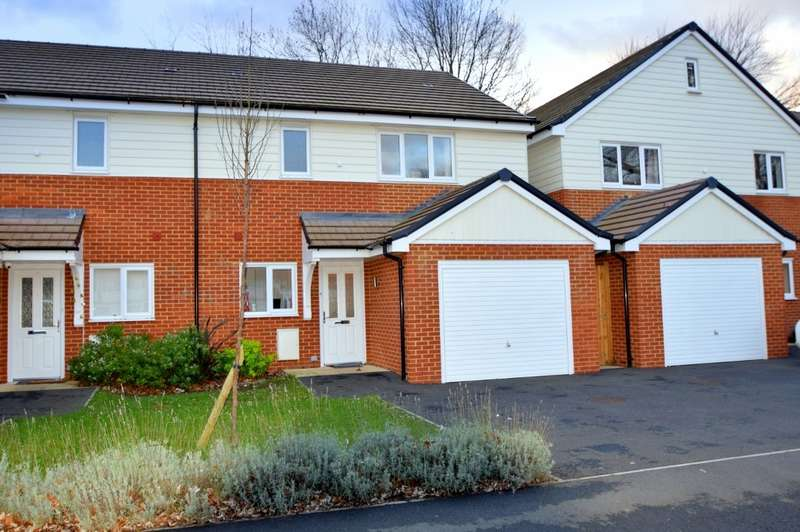 3 Bedrooms Semi Detached House for sale in Reed Way, Windsor, SL4
