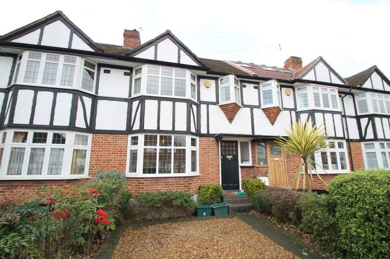 3 Bedrooms Terraced House for rent in Orme Road, Kingston Upon Thames