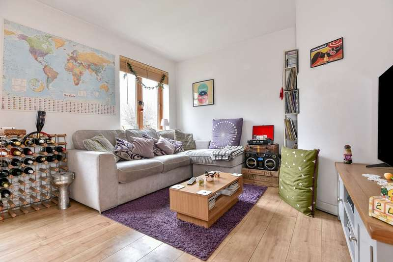 2 Bedrooms Flat for sale in Parfew Court, Sydenham Hill, Forest Hill, SE23