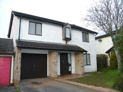 4 Bedrooms Detached House for sale in Hookhills, Paignton, Devon