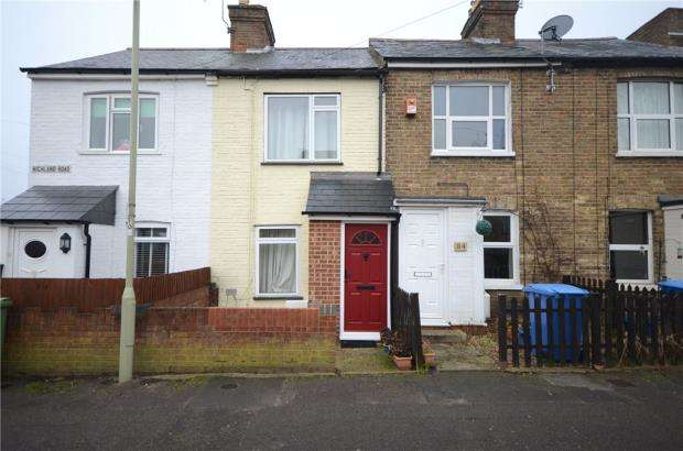 2 Bedrooms Terraced House for sale in Highland Road, Aldershot, Hampshire