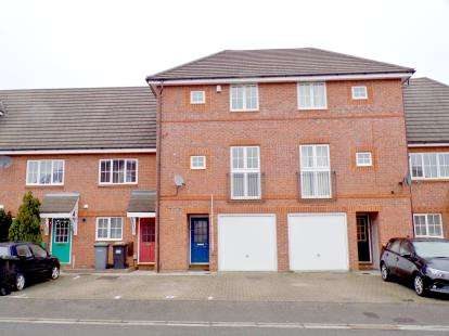 3 Bedrooms Terraced House for sale in Ellington Road, Bedford, Bedfordshire