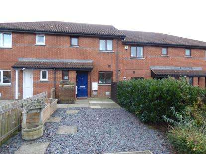 3 Bedrooms Terraced House for sale in Fossey Close, Shenley Brook End, Milton Keynes, Buckinghamshire