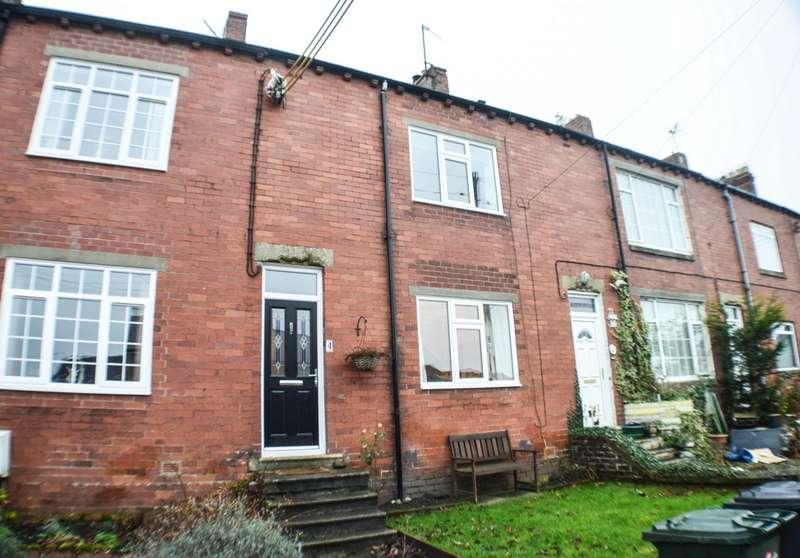 2 Bedrooms Terraced House for sale in Grange Terrace, Prudhoe, NE42