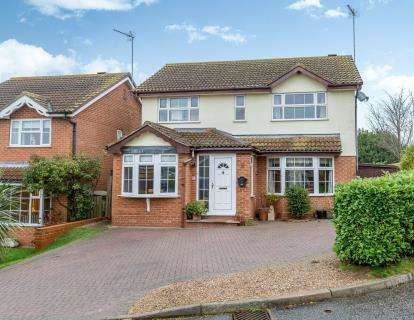 4 Bedrooms Detached House for sale in Sycamore Close, Buckingham, Buckinhamshire