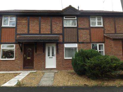 2 Bedrooms Mews House for sale in Lucerne Close, Huntington, Chester, Cheshire, CH3